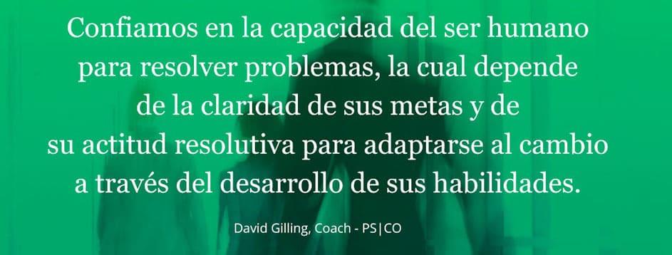 confianza psicologo coach paciente